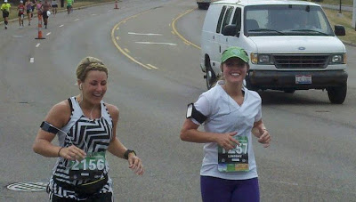 That time I ran my first marathon and totally BQ'ed