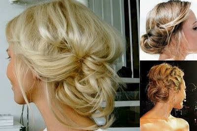 The Perfect Wedding Hair Updo