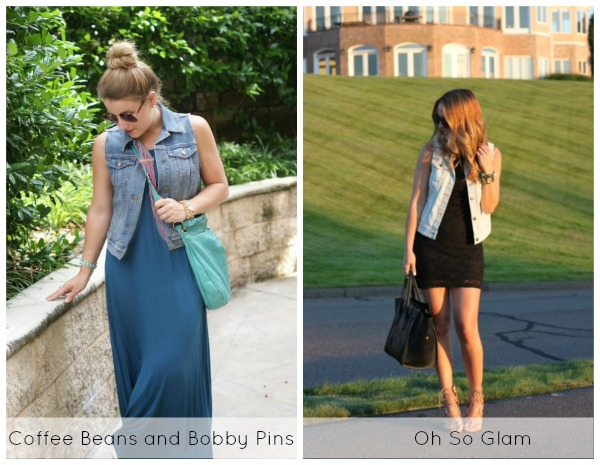 On Trend: Denim Vests