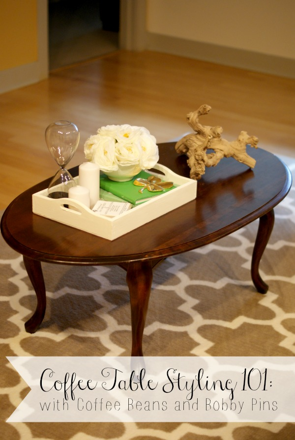 Coffee Table Styling: 101