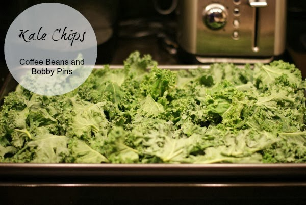 How to: Kale Chips