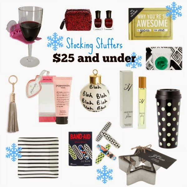Stocking Suffers ($25 and under)