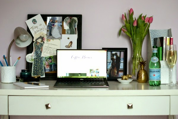 Desk Updates with Dell