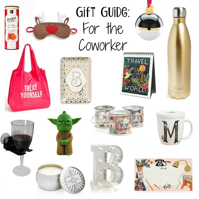 Wedding Gift Ideas For Office Colleagues : Gift Guide: for the Coworker Coffee Beans and Bobby Pins