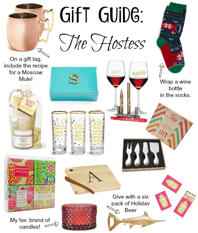 Gift Guide: The Hostess (Under $25.00)
