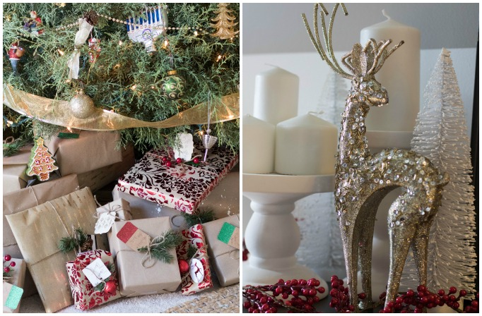 Decorating Ideas > Christmas Home Tour  Coffee Beans And Bobby Pins ~ 091055_Christmas Decorations For A Home