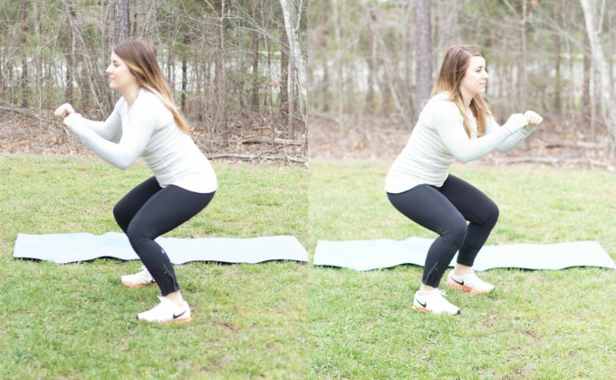 360 Jump Squats | Coffee Beans and Bobby Pins