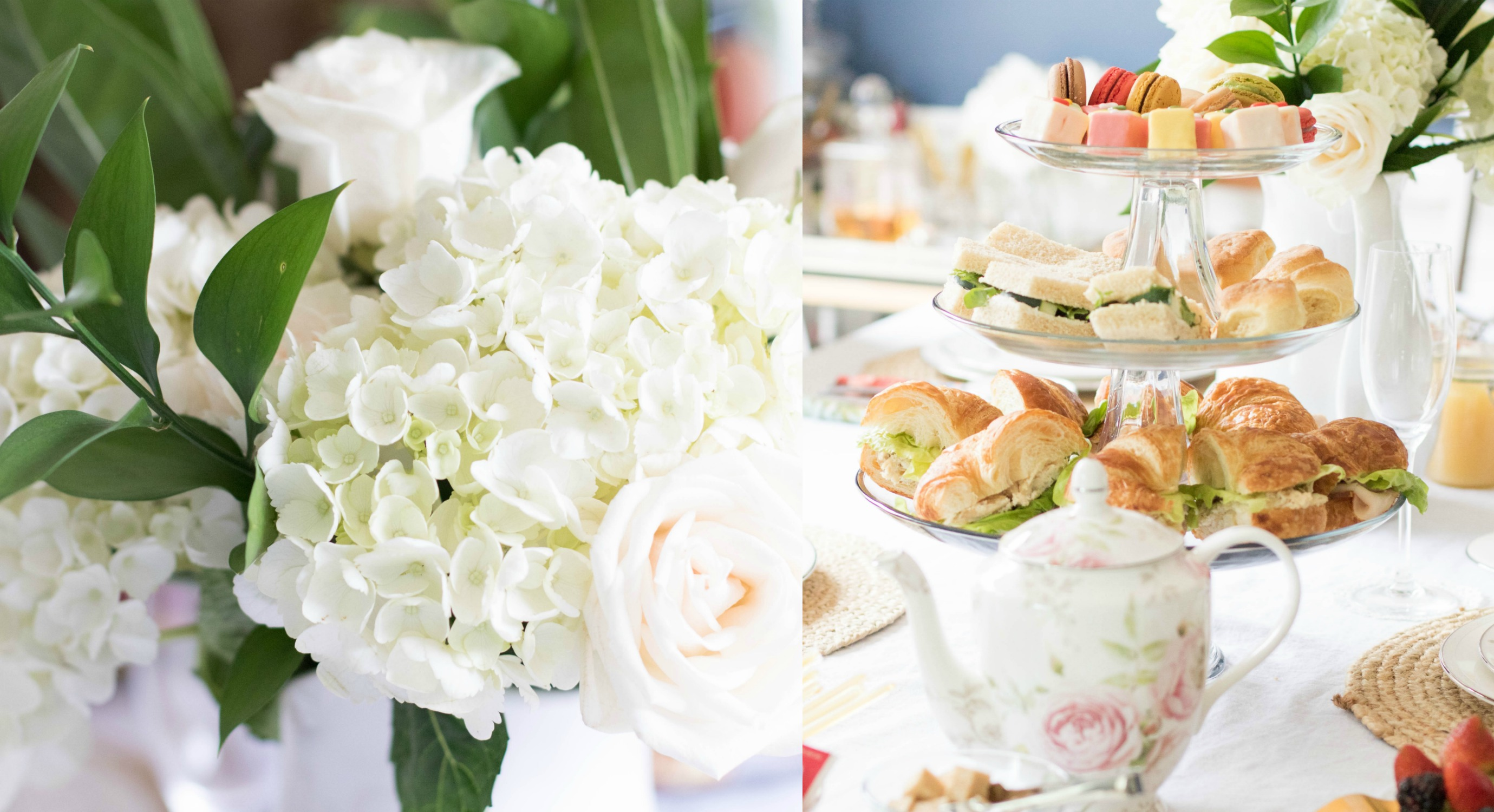 How to host a tea party coffee beans and bobby pins for How to decorate for a tea party
