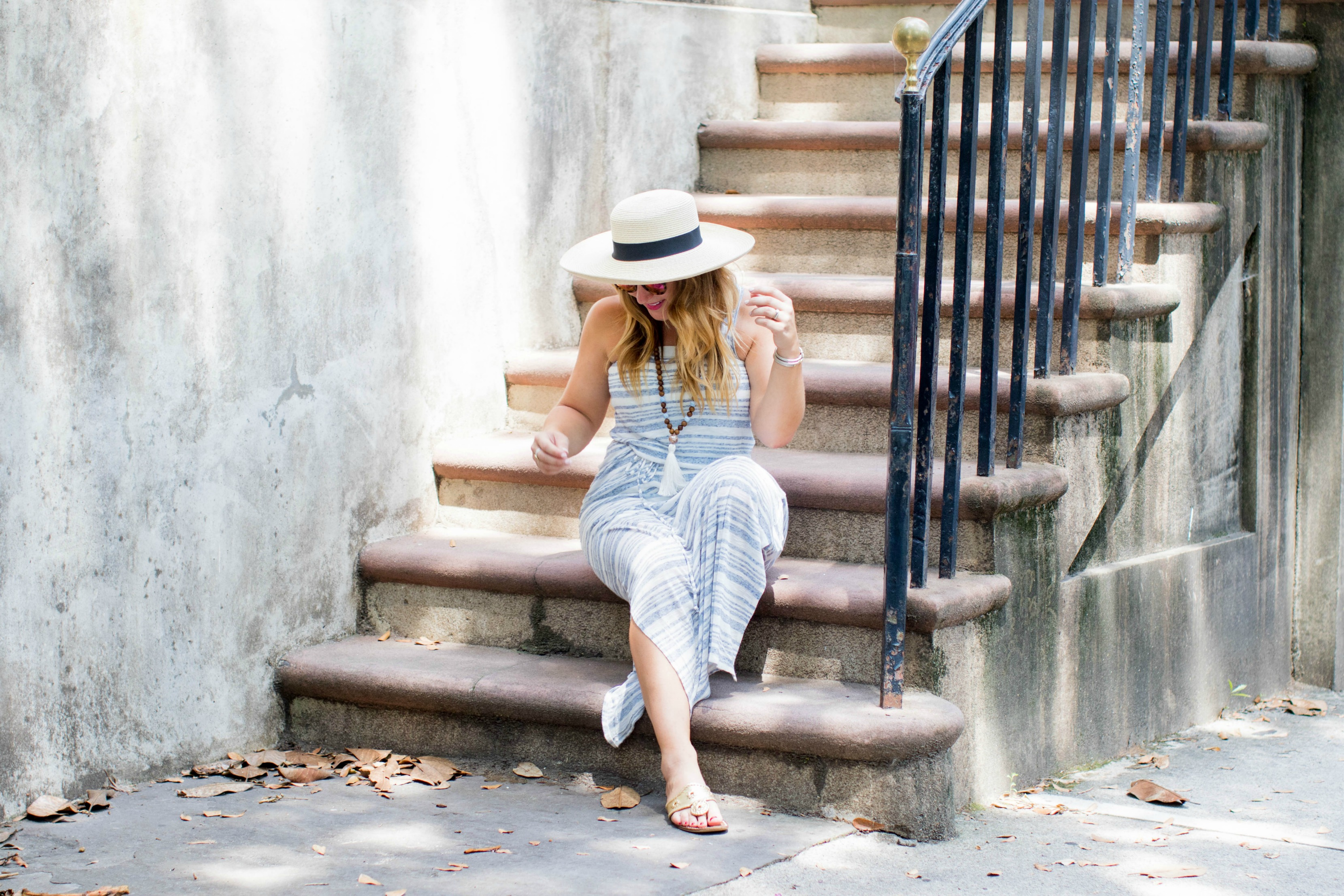 Travel Wardrobe with Vacay Style by fashion blogger Amy of Coffee Beans and Bobby Pins
