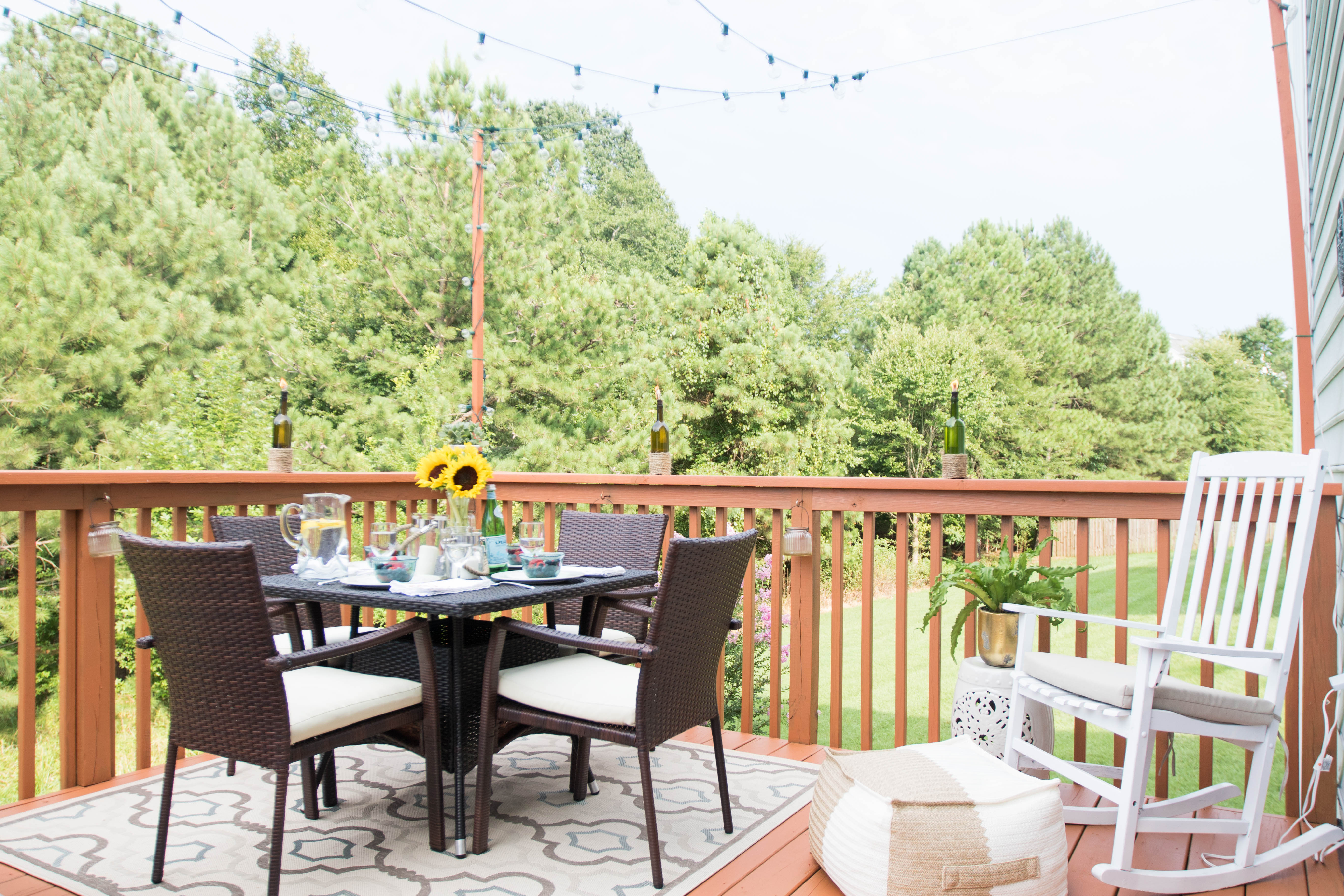 Patio Reveal with ATG Stores