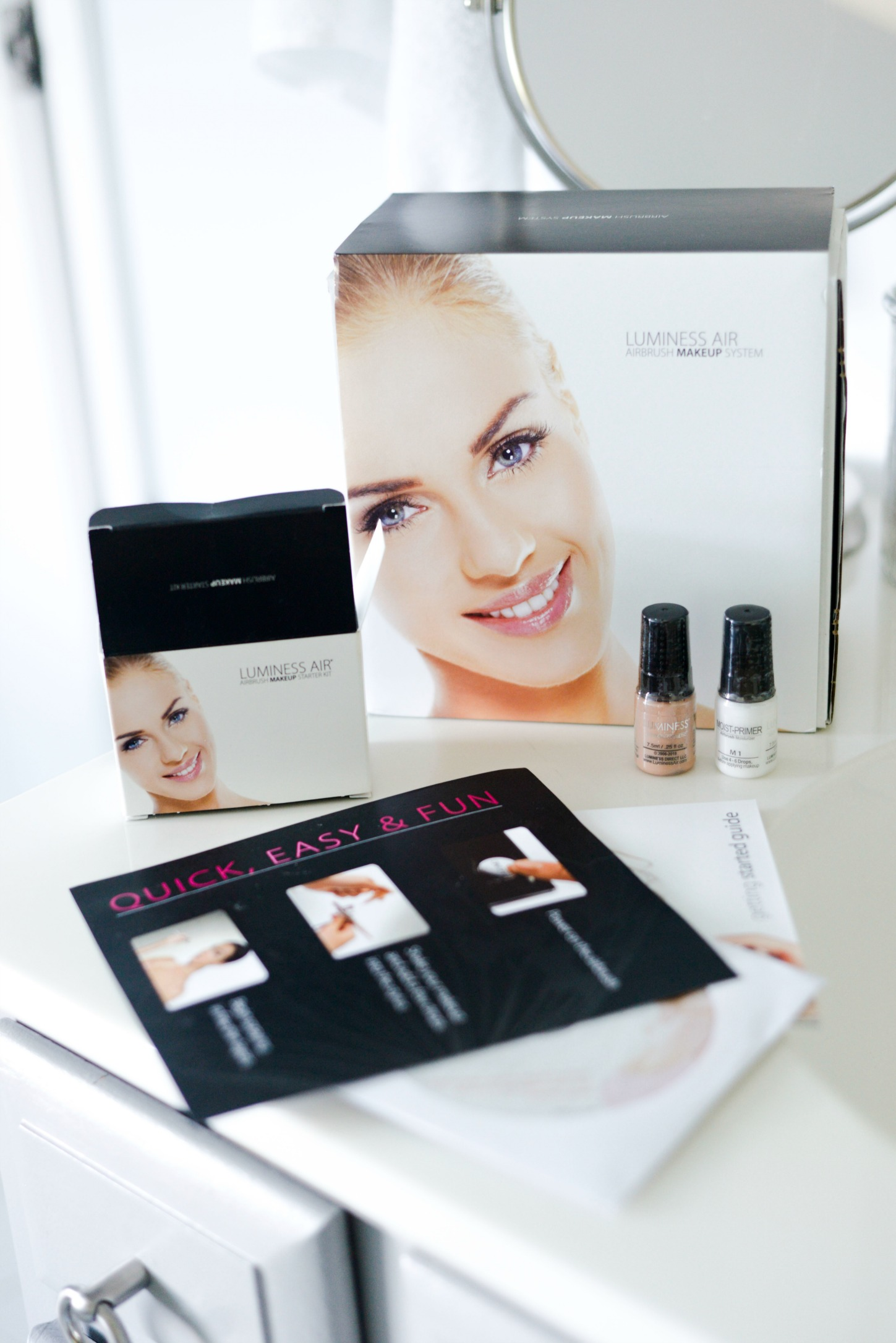 Airbrush Makeup System 2 0 Daily