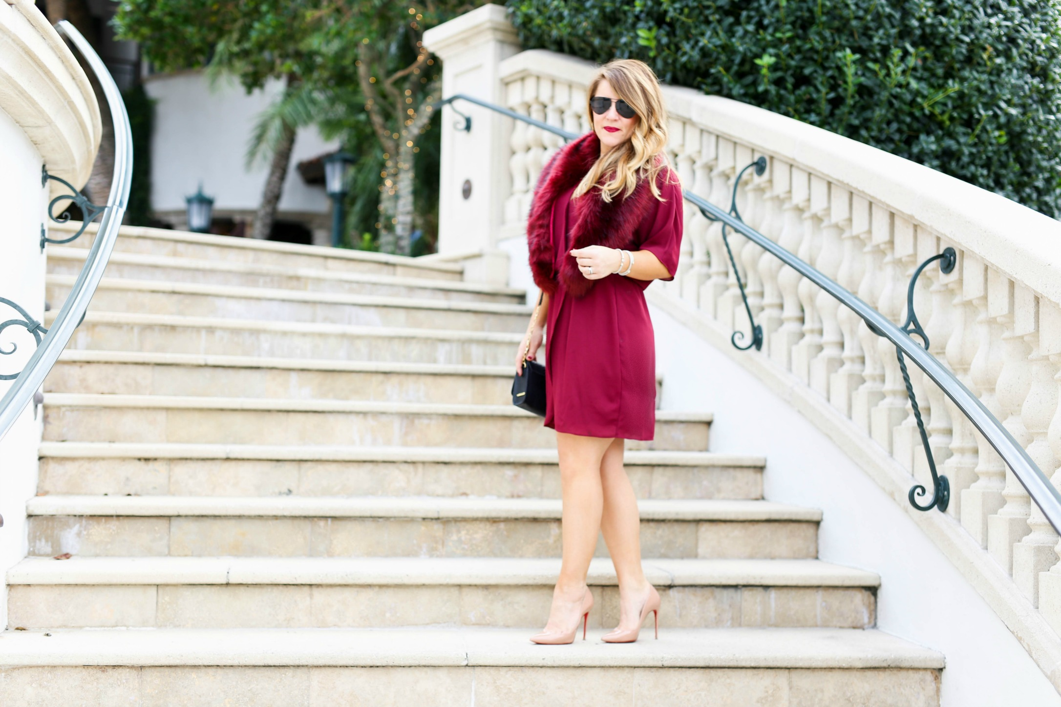 nye-dress-under-60 - Holiday Dress Under $60 by North Carolina fashion blogger Coffee Beans and Bobby Pins