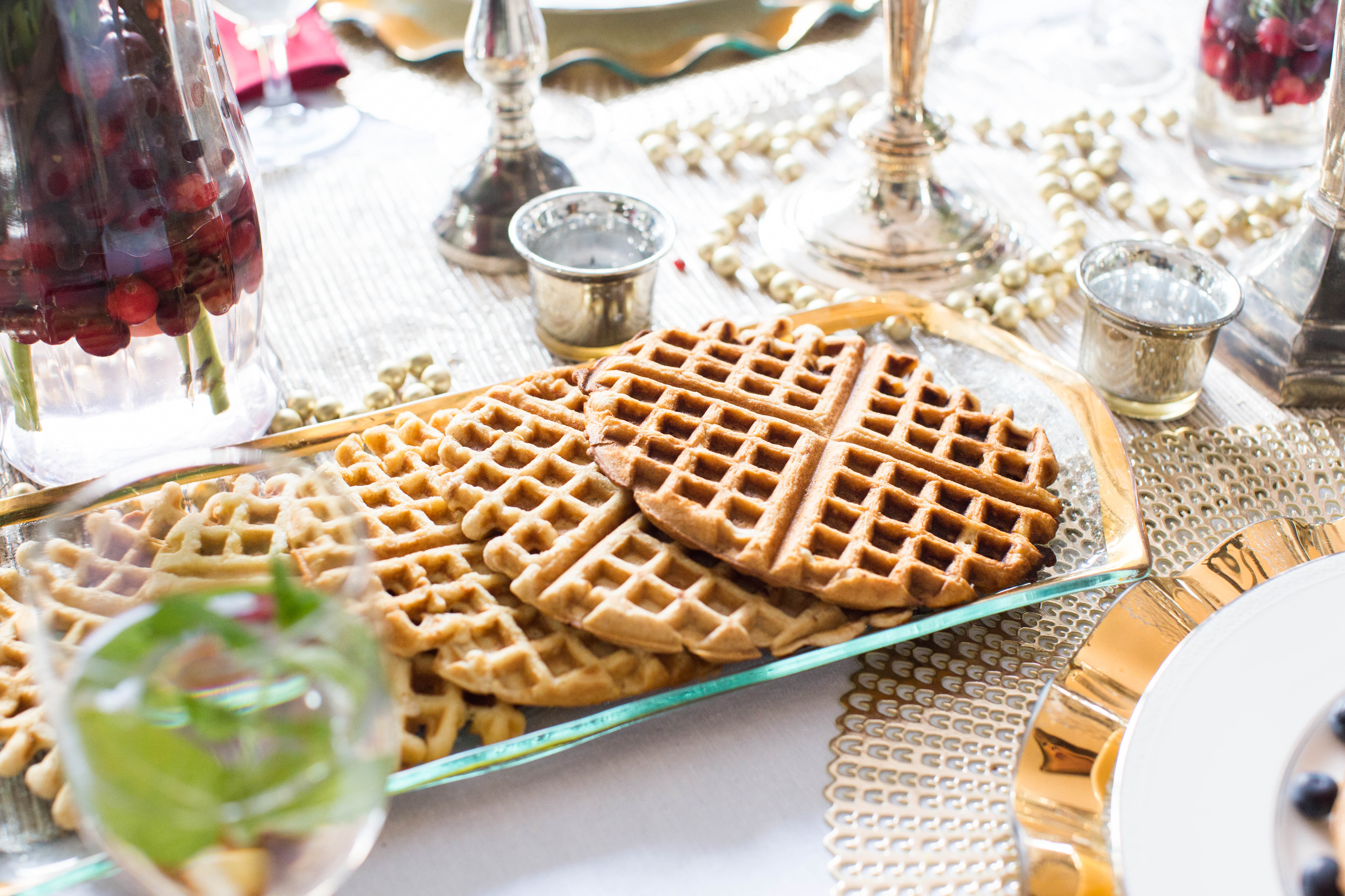 Holiday Brunch by popular North Carolina blogger Coffee Beans and Bobby Pins