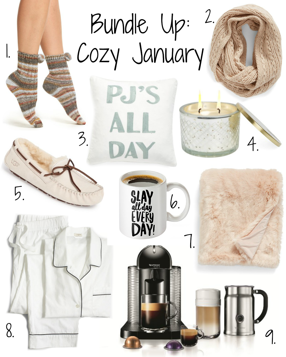 Bundle Up: Cozy January