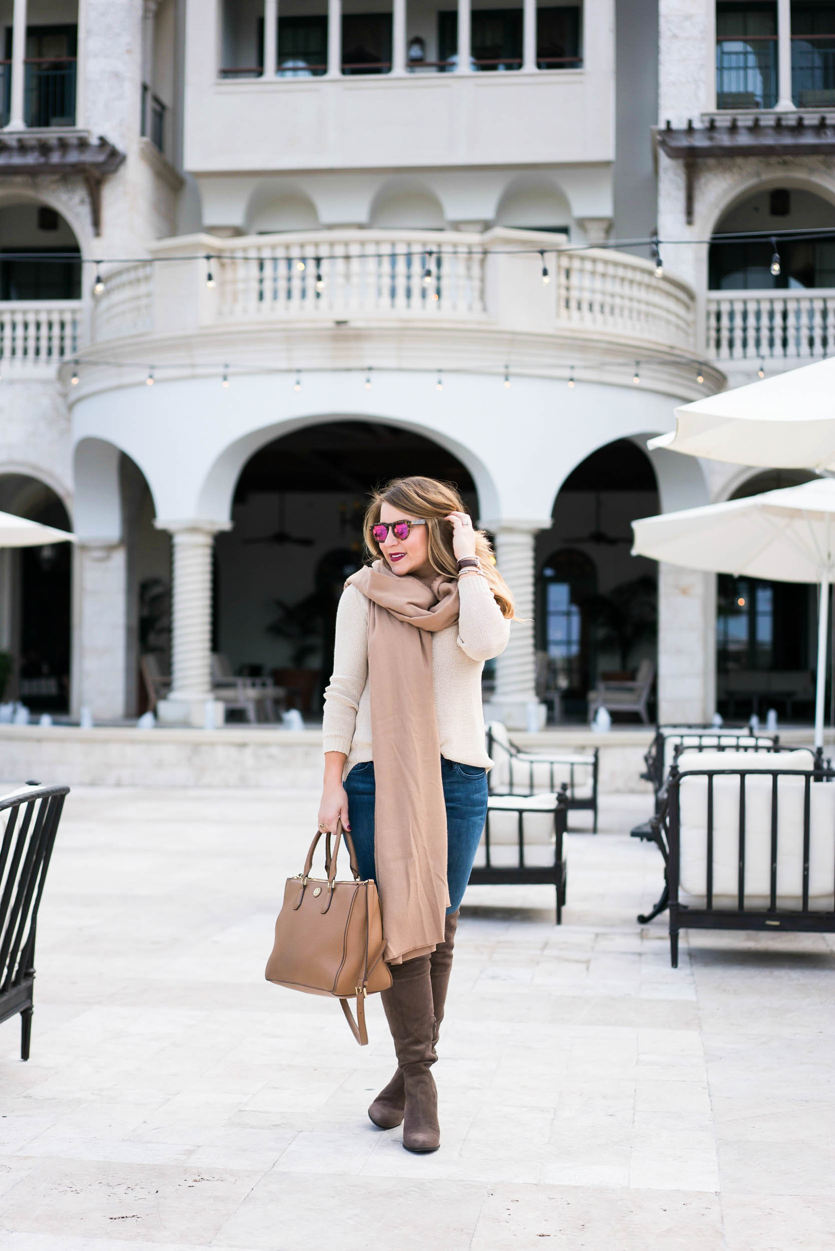 Neutral Looks for Winter | coffeebeansandbobbypins.com | @amy_cbandbp