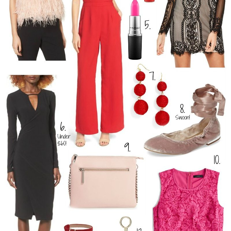 Red Hot: Valentines Outfit Inspo