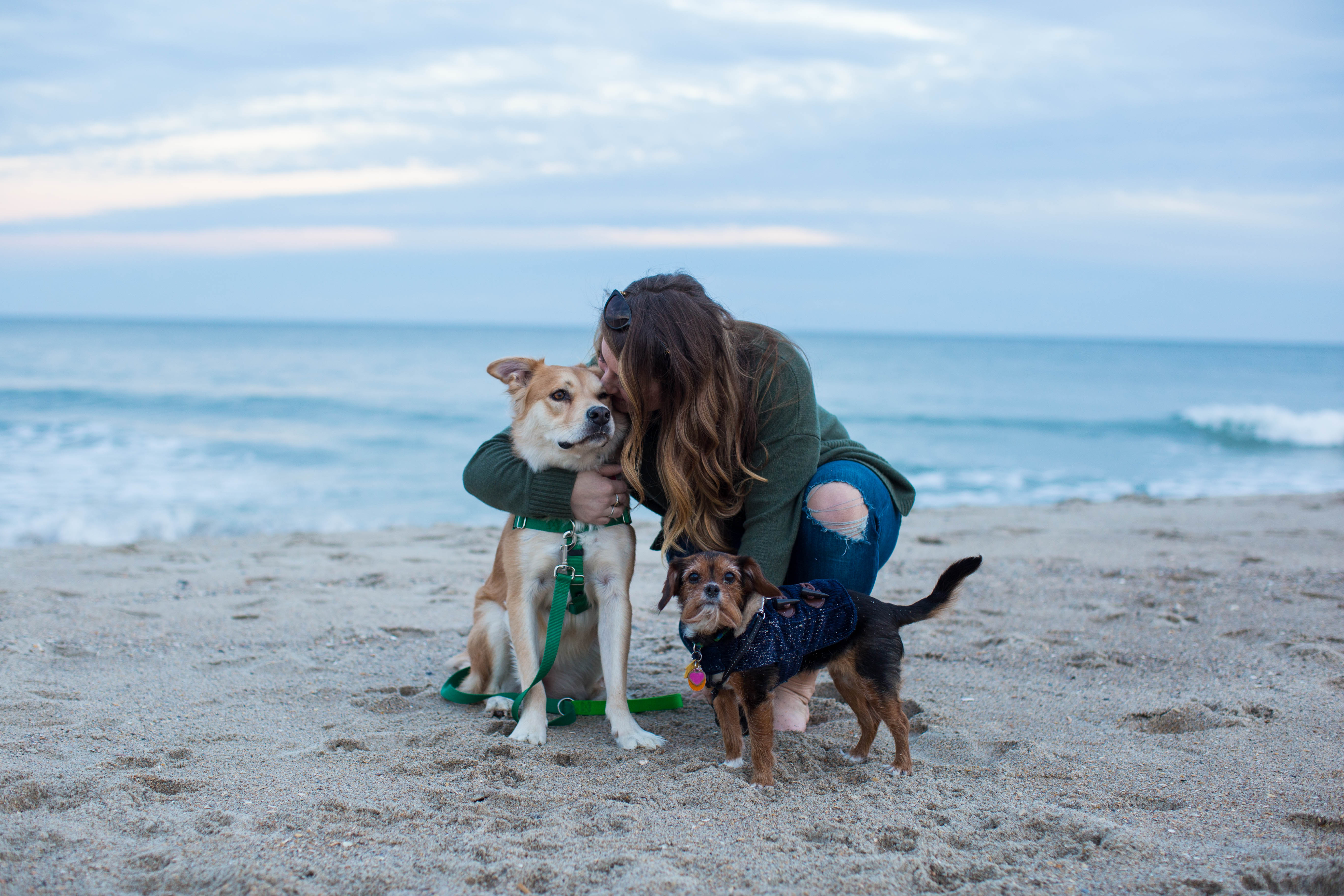 5 Reasons Why You Should Visit the Beach In Winter by NC blogger Coffee Beans and Bobby Pins