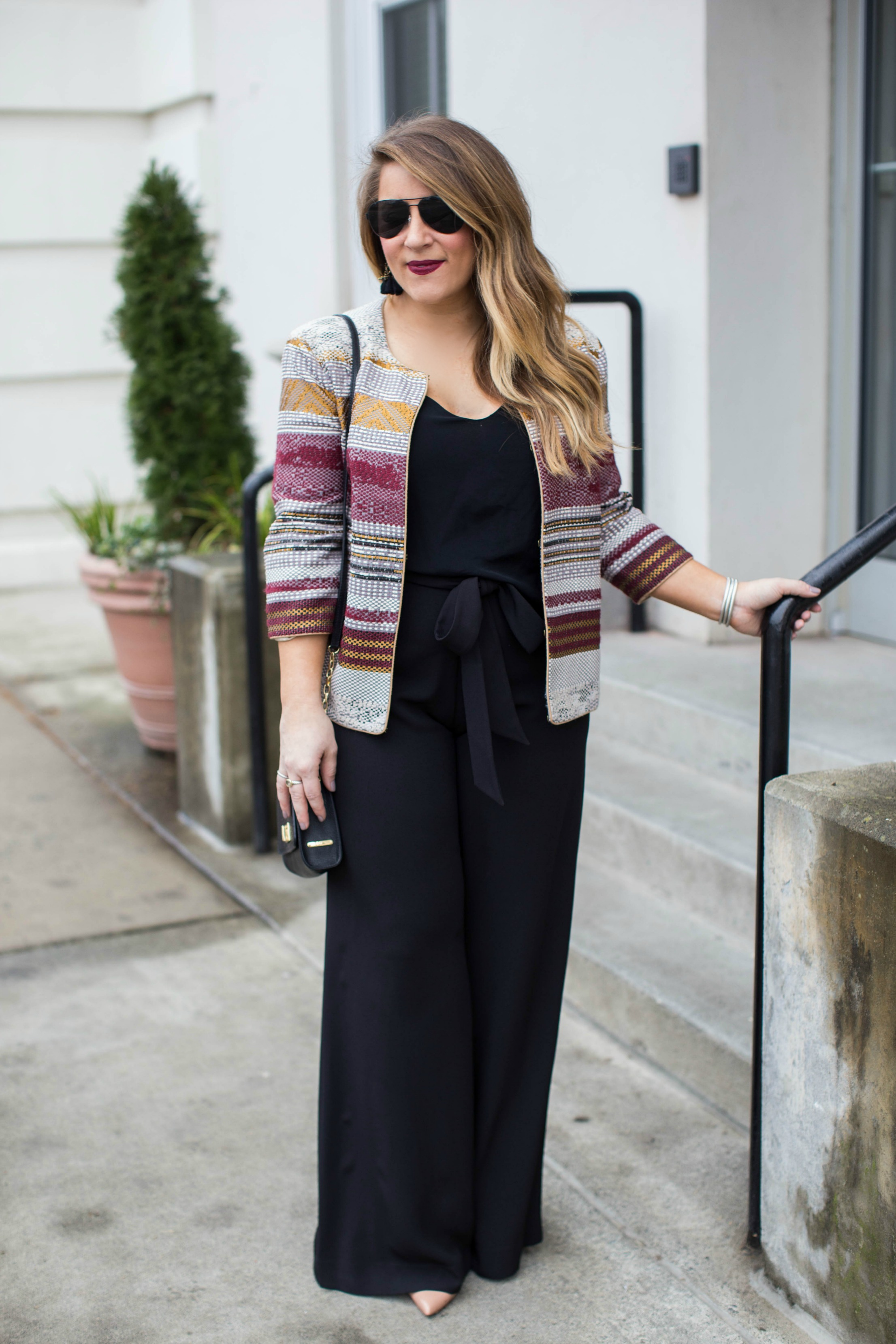 Building a workwear wardrobe the pieces you need | coffeebeansandbobbypins.com