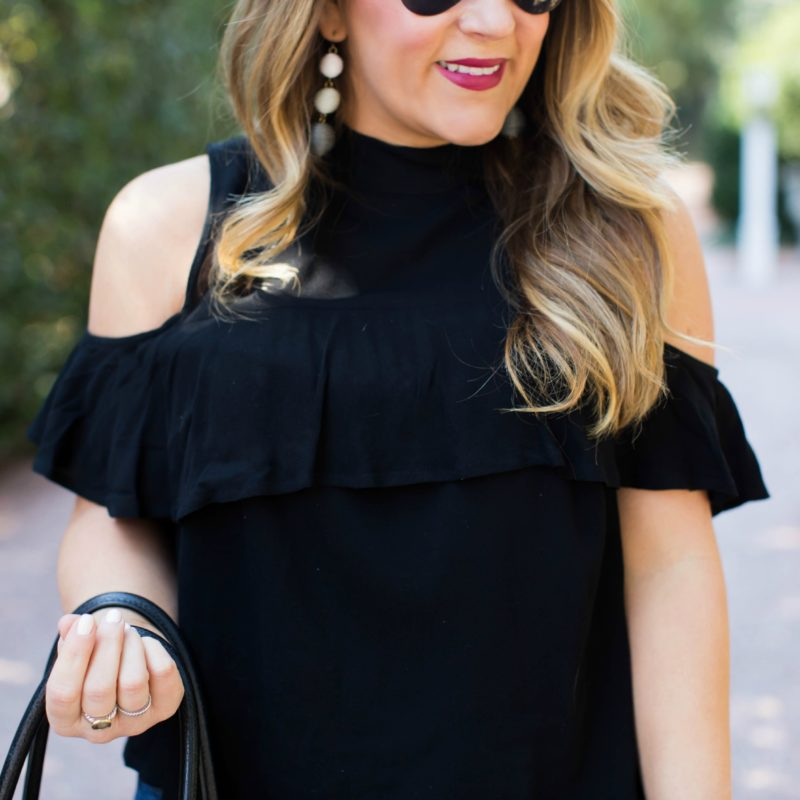 Cold Shoulder Tops and Why You Can Wear Them (Even if You Think You Can't)