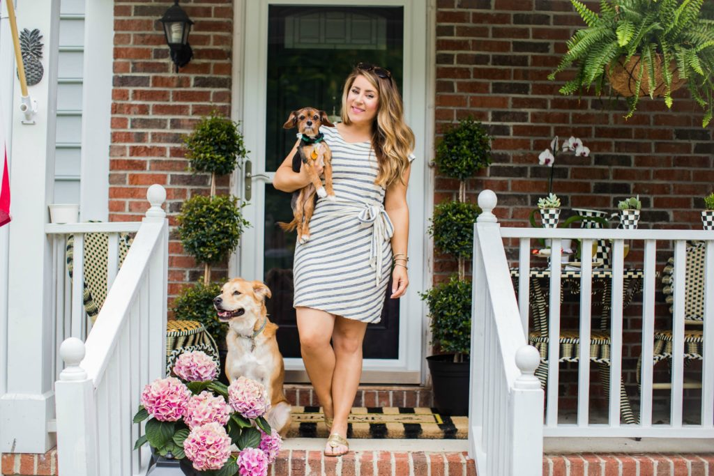 How to Make a Small Front Porch Inviting