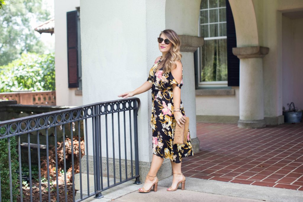 Summer Dress to Fall Transition