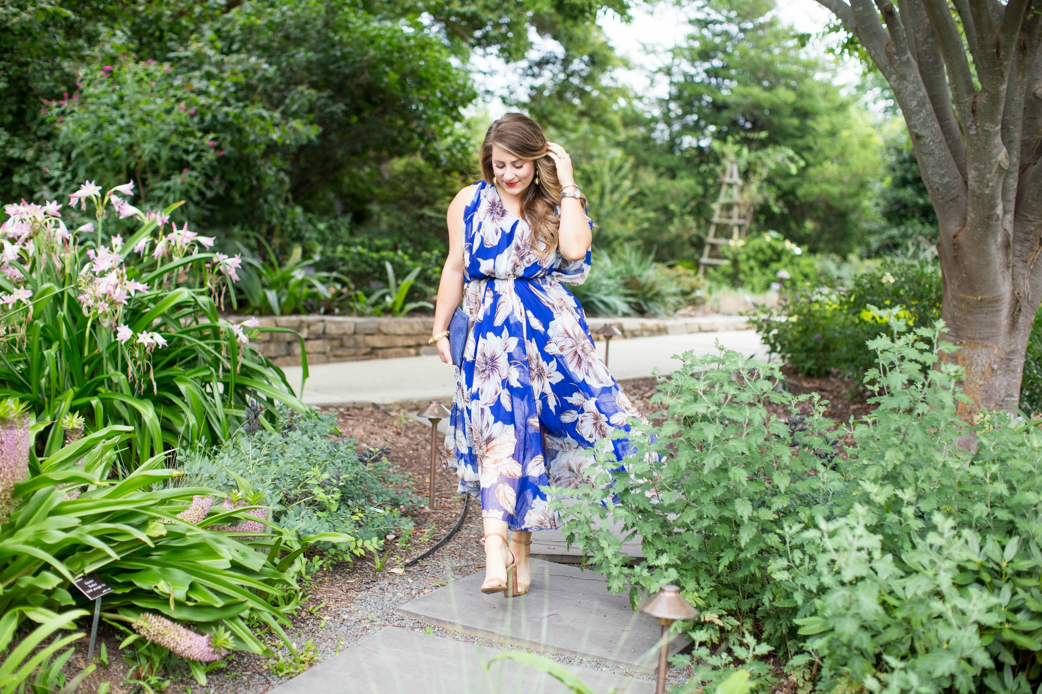 Summer Date Night Outfit by NC fashion blogger Coffee Beans and Bobby Pins