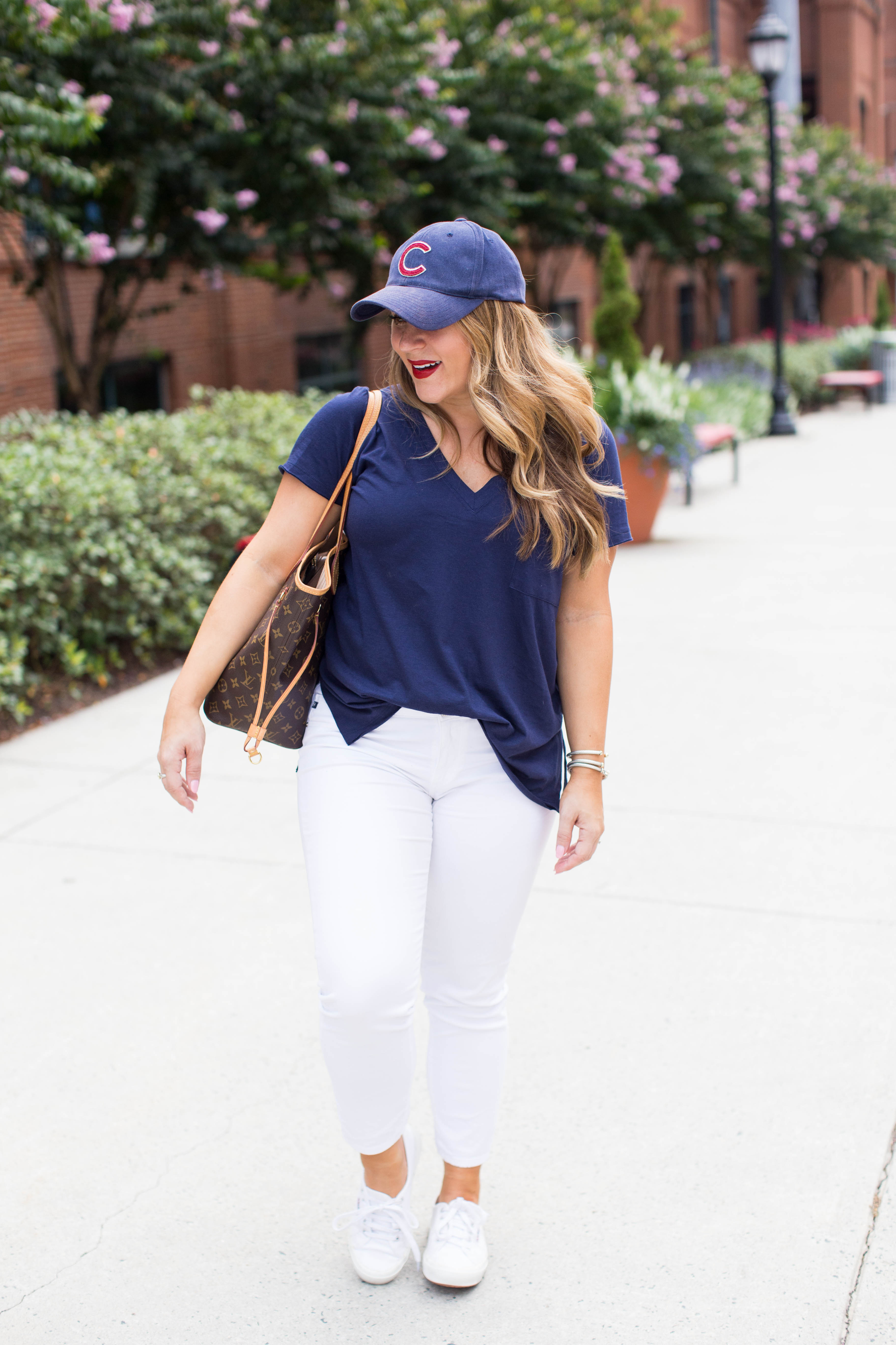Nordstrom Anniversary Tee-Shirt by NC fashion blogger Coffee Beans and Bobby Pins