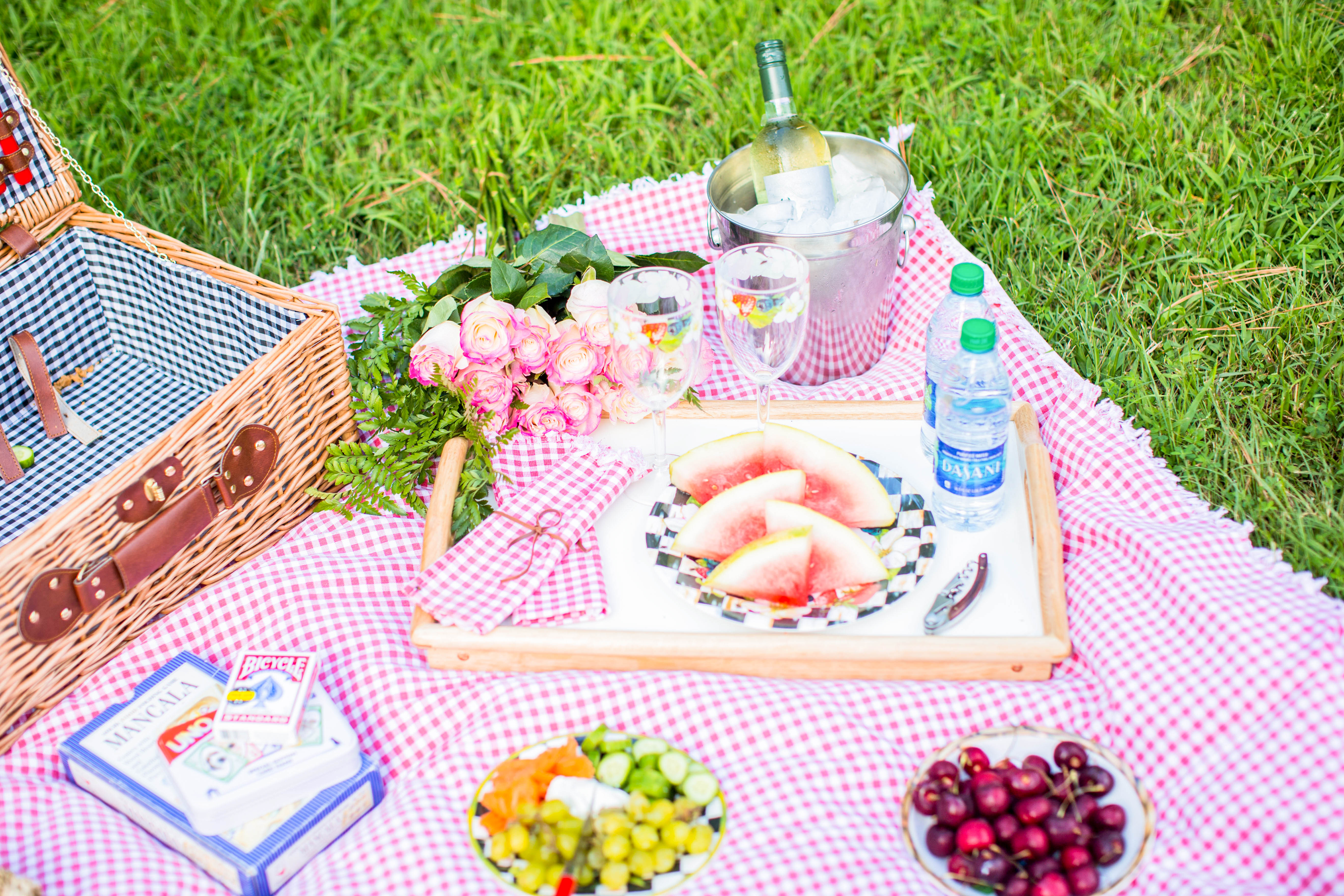 How to Have the Perfect Summer Picnic by NC blogger Coffee Beans and Bobby Pins