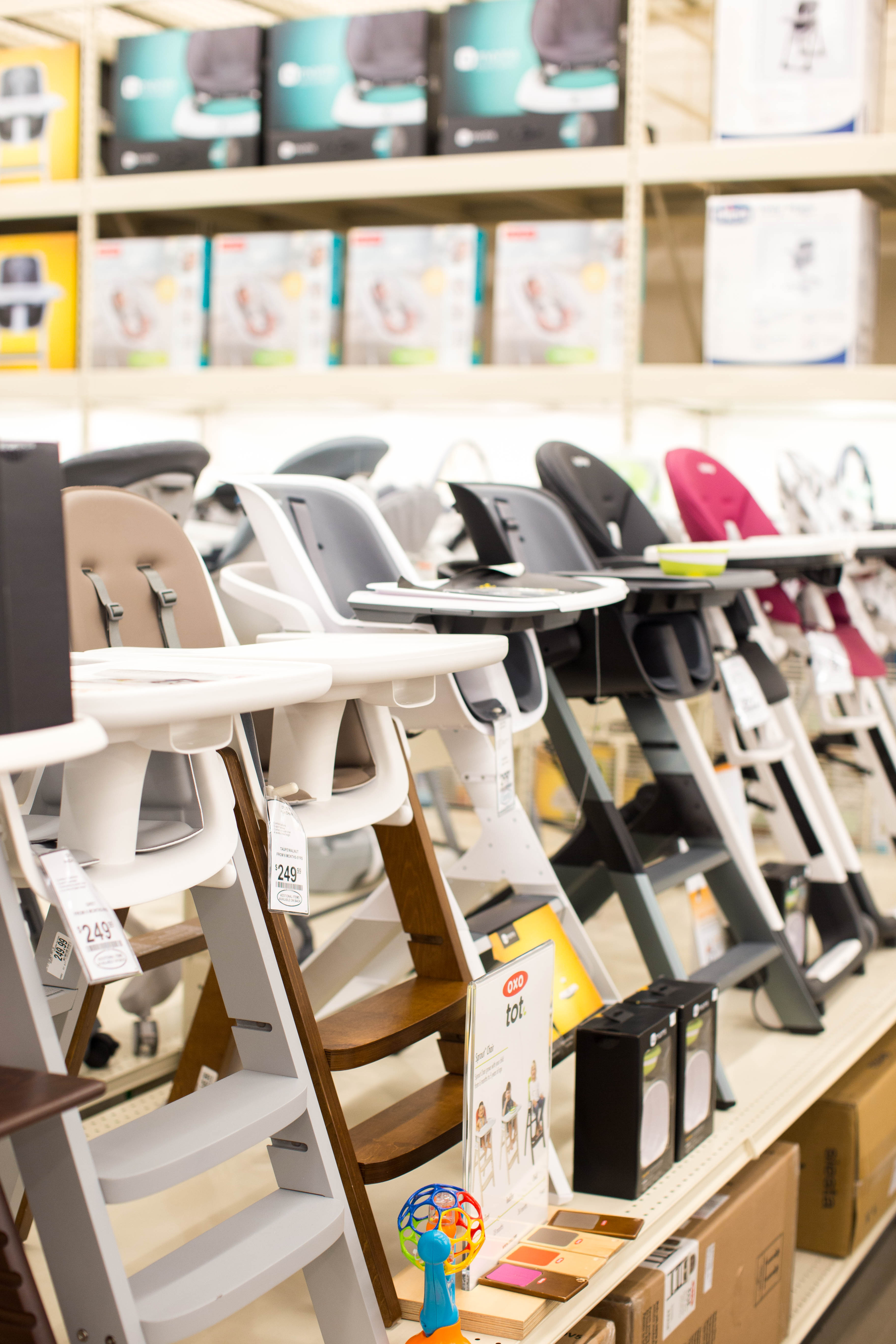 What to Expect When Registering for Baby