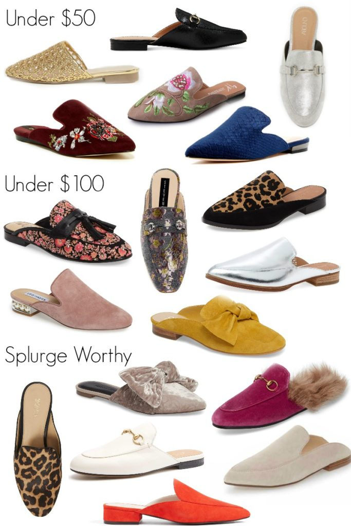 Mules Shoes at Every Price