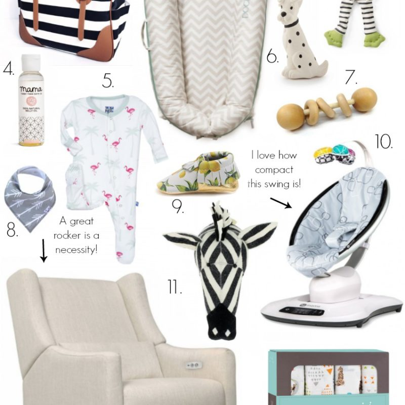 Unique Baby Brands I'm Loving via The Baby Cubby