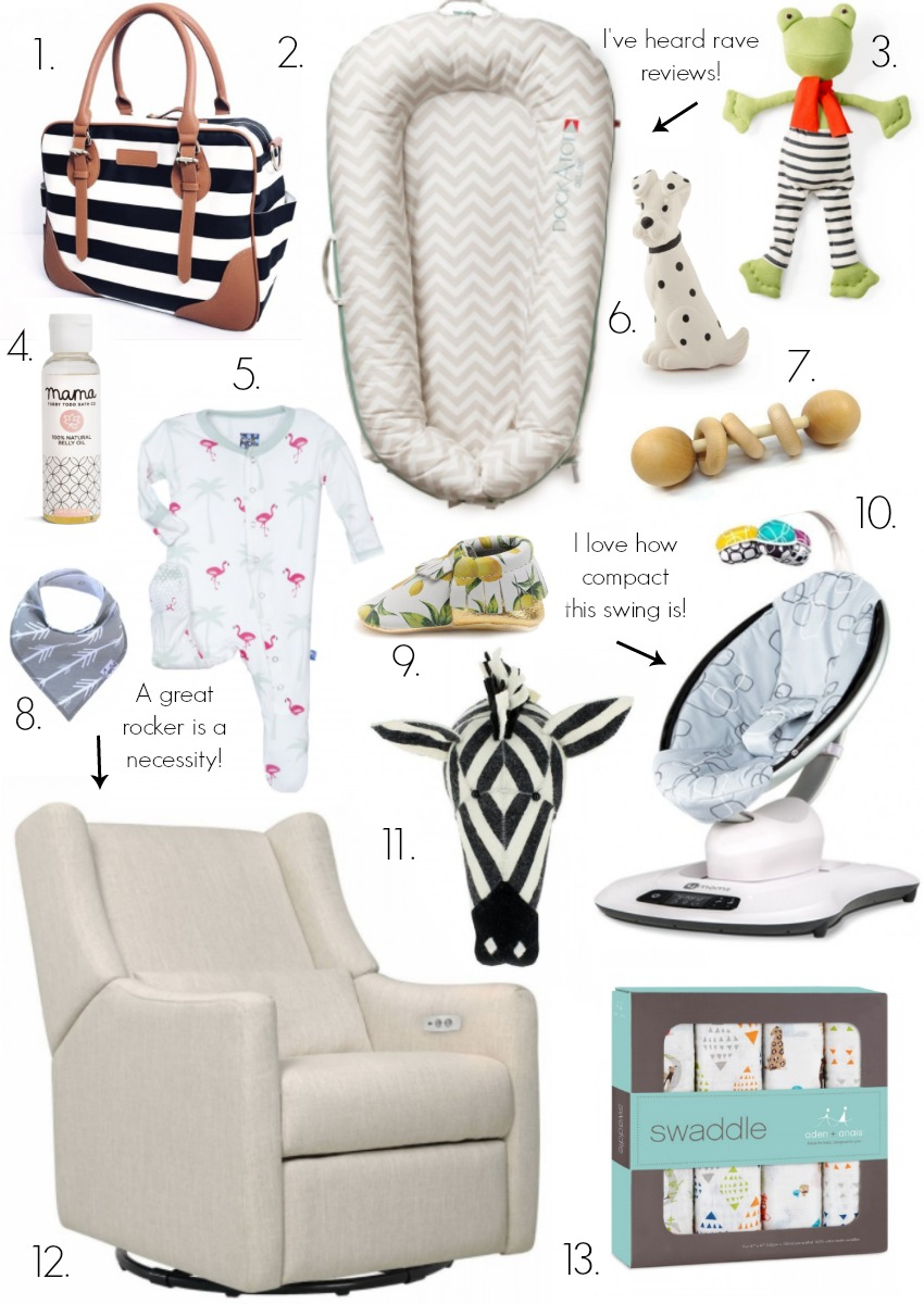 Unique Baby Brands I'm Loving via Baby Cubby by NC lifestyle blogger Coffee Beans and Bobby Pins