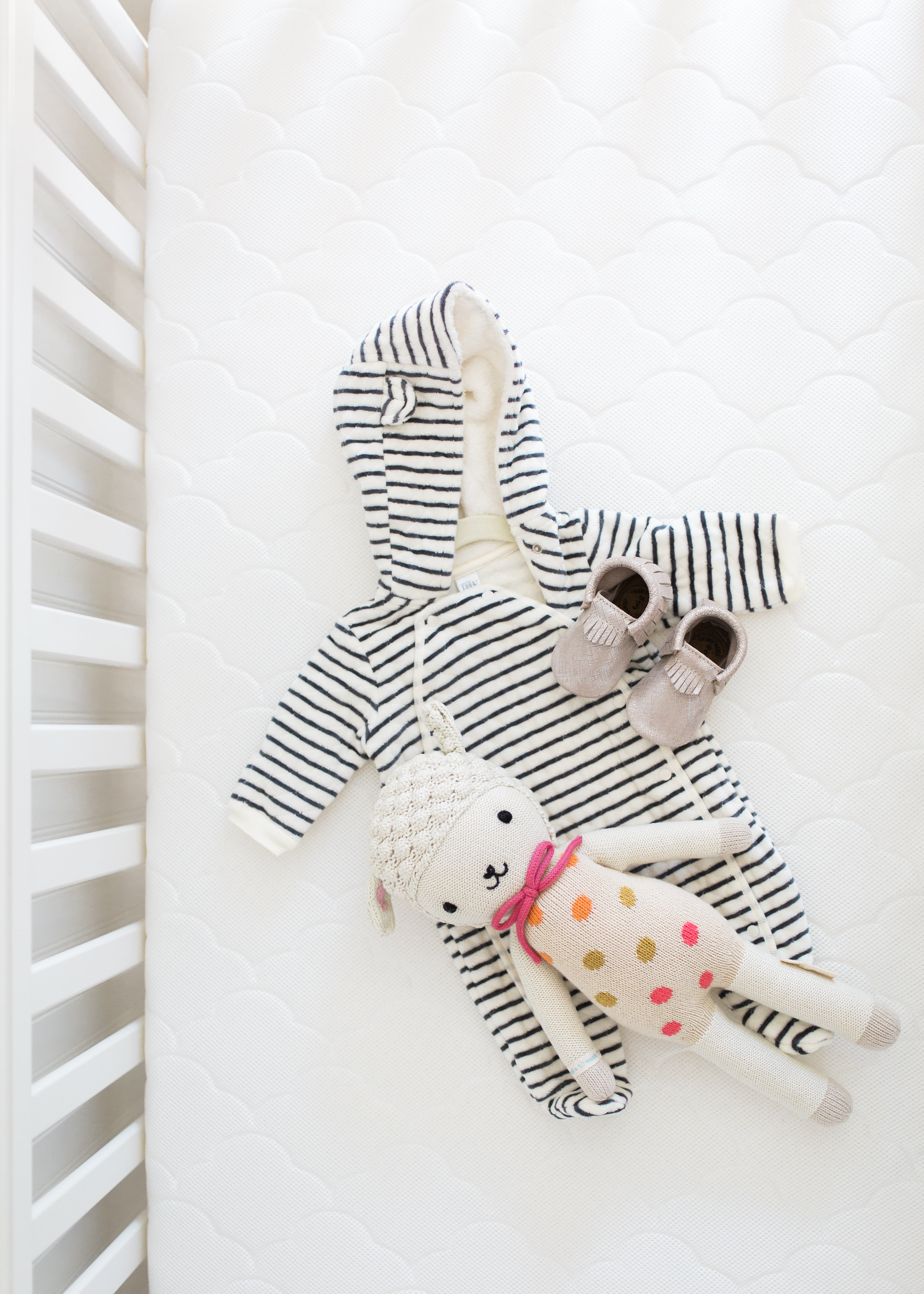 Newton Baby Crib Mattress - Favorites Lately: Newton Baby Crib Mattress by North Carolina style blogger Coffee Beans and Bobby Pins