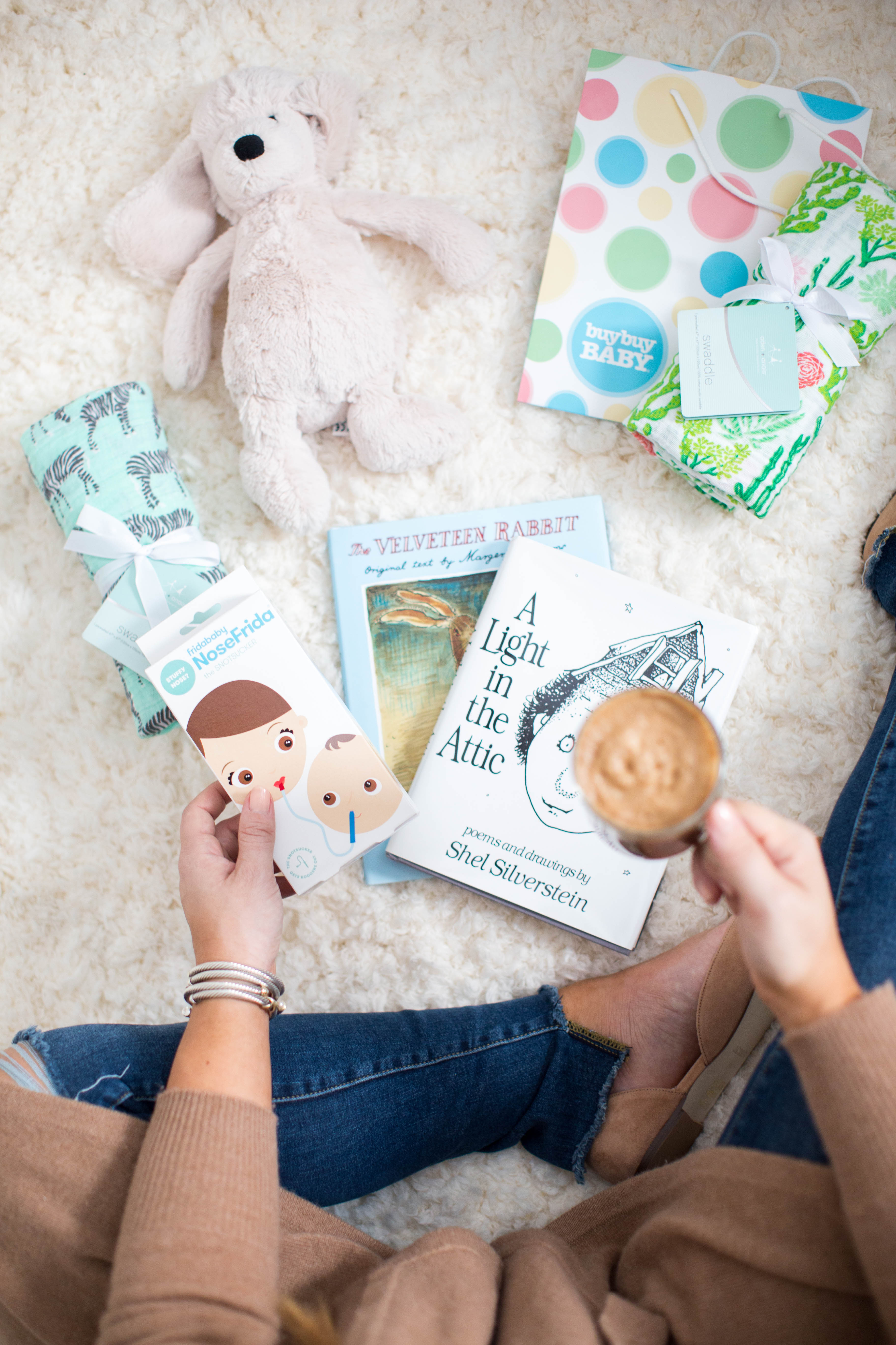 What to Stock Up on Before Baby - 10 Baby Essentials to Stock Up on by North Carolina lifestyle blogger Coffee Beans and Bobby Pins