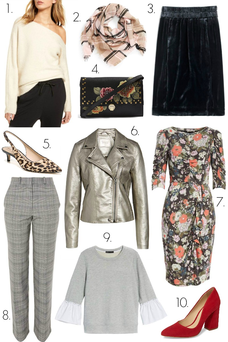 Must Have Trends for Fall - Must Have Fall Trends by North Carolina style blogger Coffee Beans and Bobby Pins