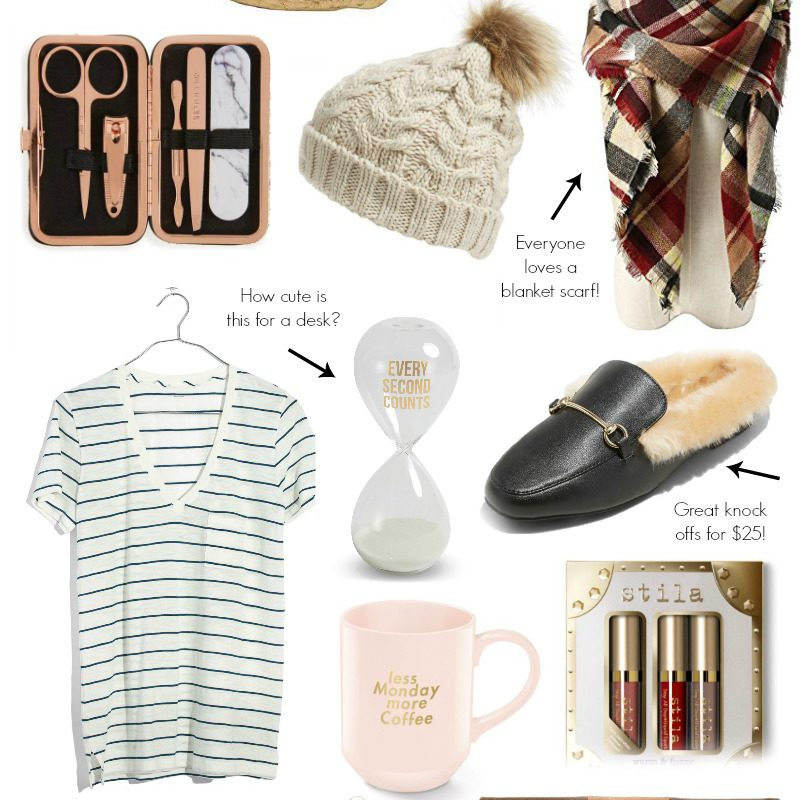 Gift Guide for Her Under $25 and Under $50