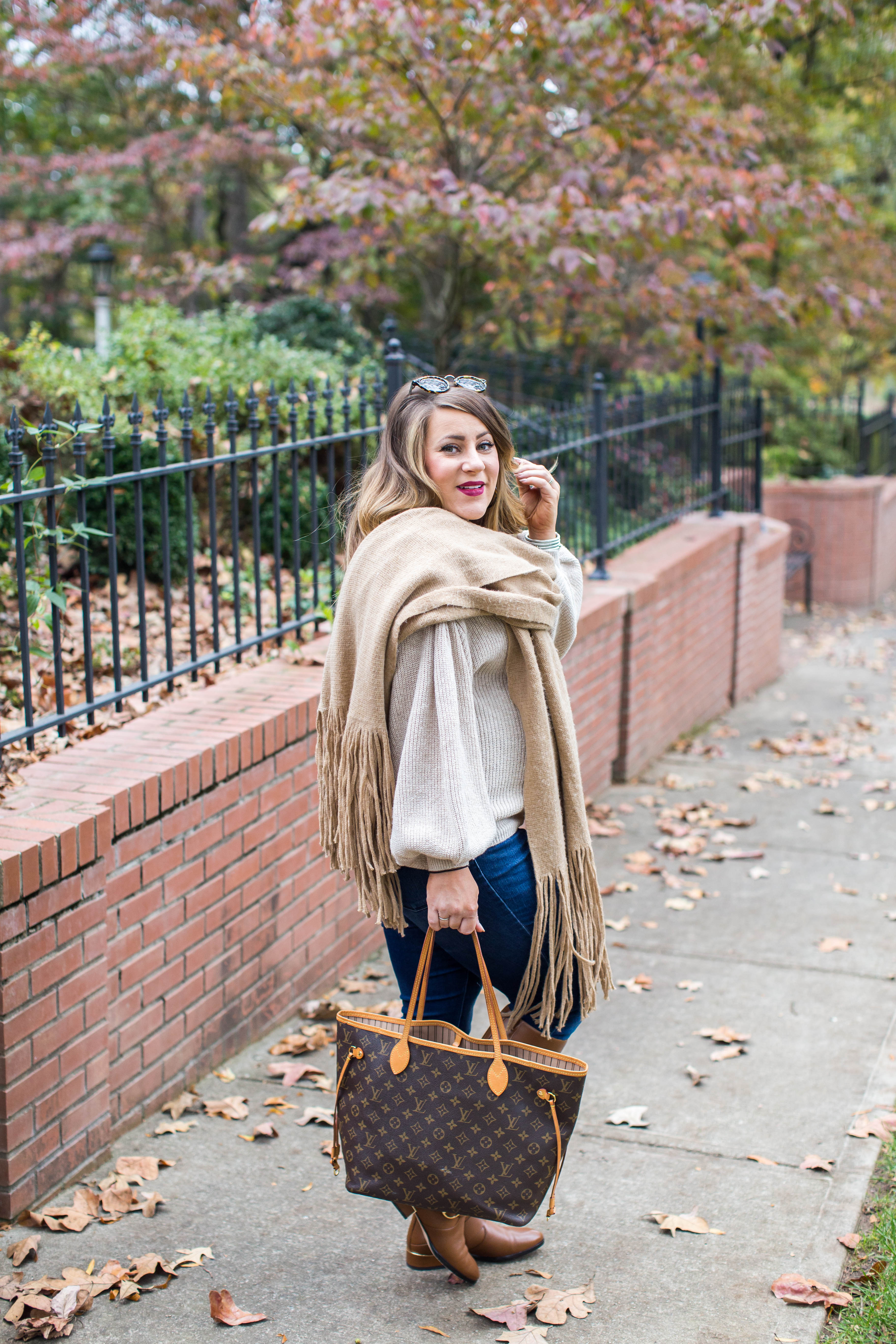 All Neutrals - Neutral Outfits Inspiration by North Carolina fashion blogger Coffee Beans and Bobby Pins