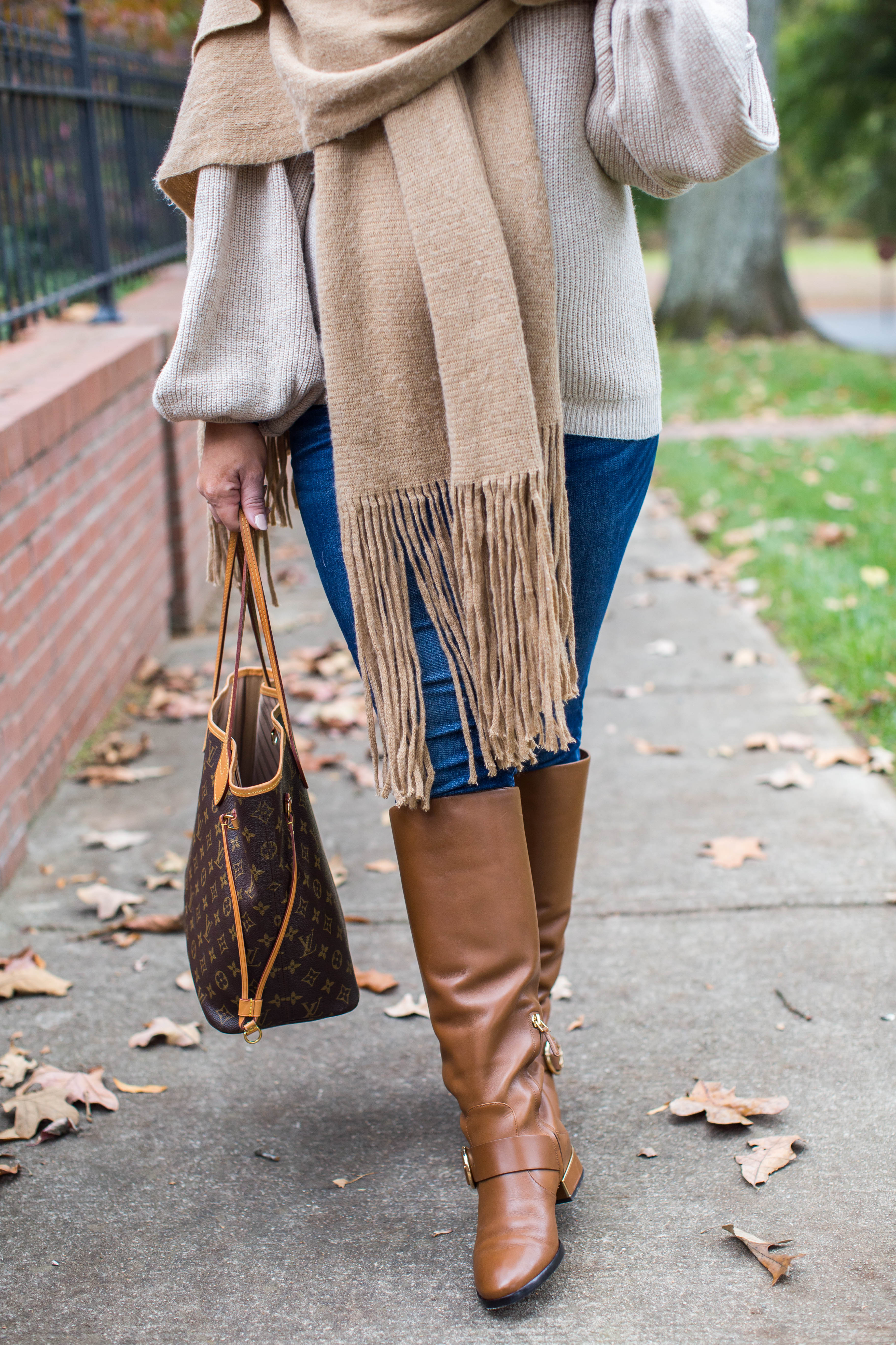 Neutral Outfits Inspiration by North Carolina fashion blogger Coffee Beans and Bobby Pins