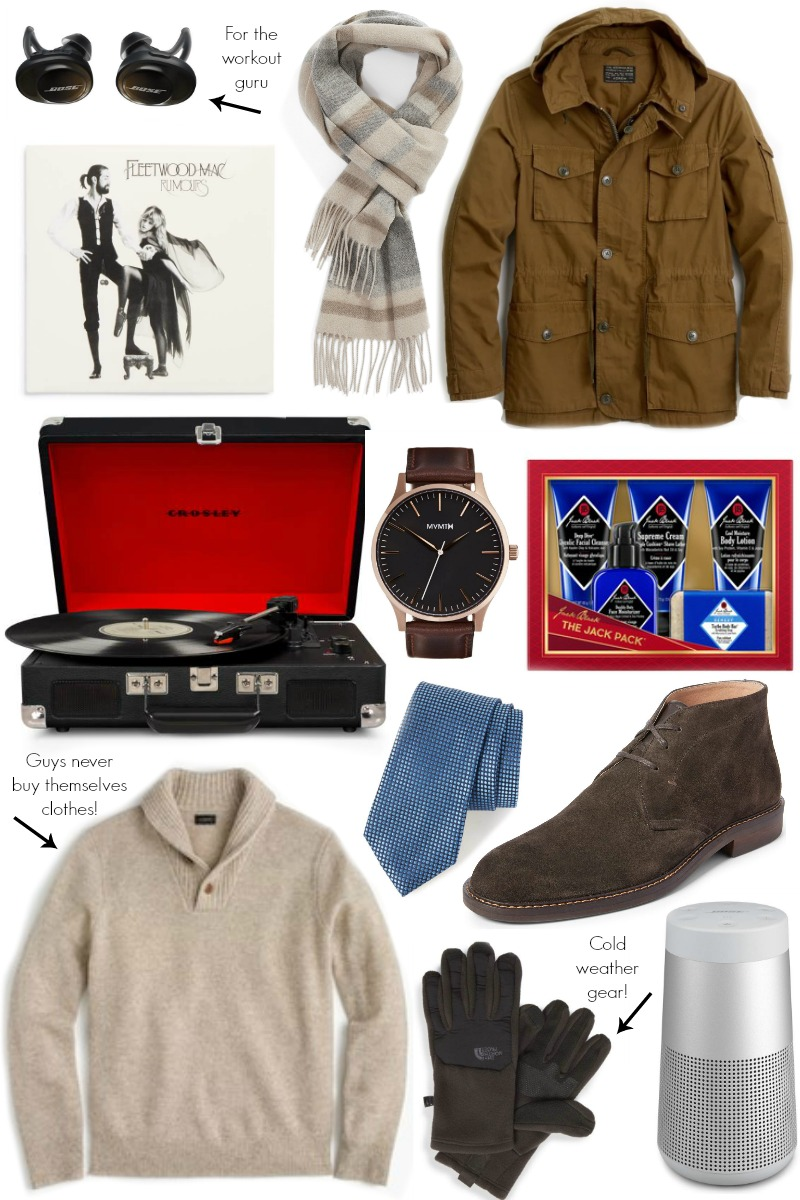 Last Minute Gifts for Him & Her by North Carolina style blogger Coffee Beans and Bobby Pins