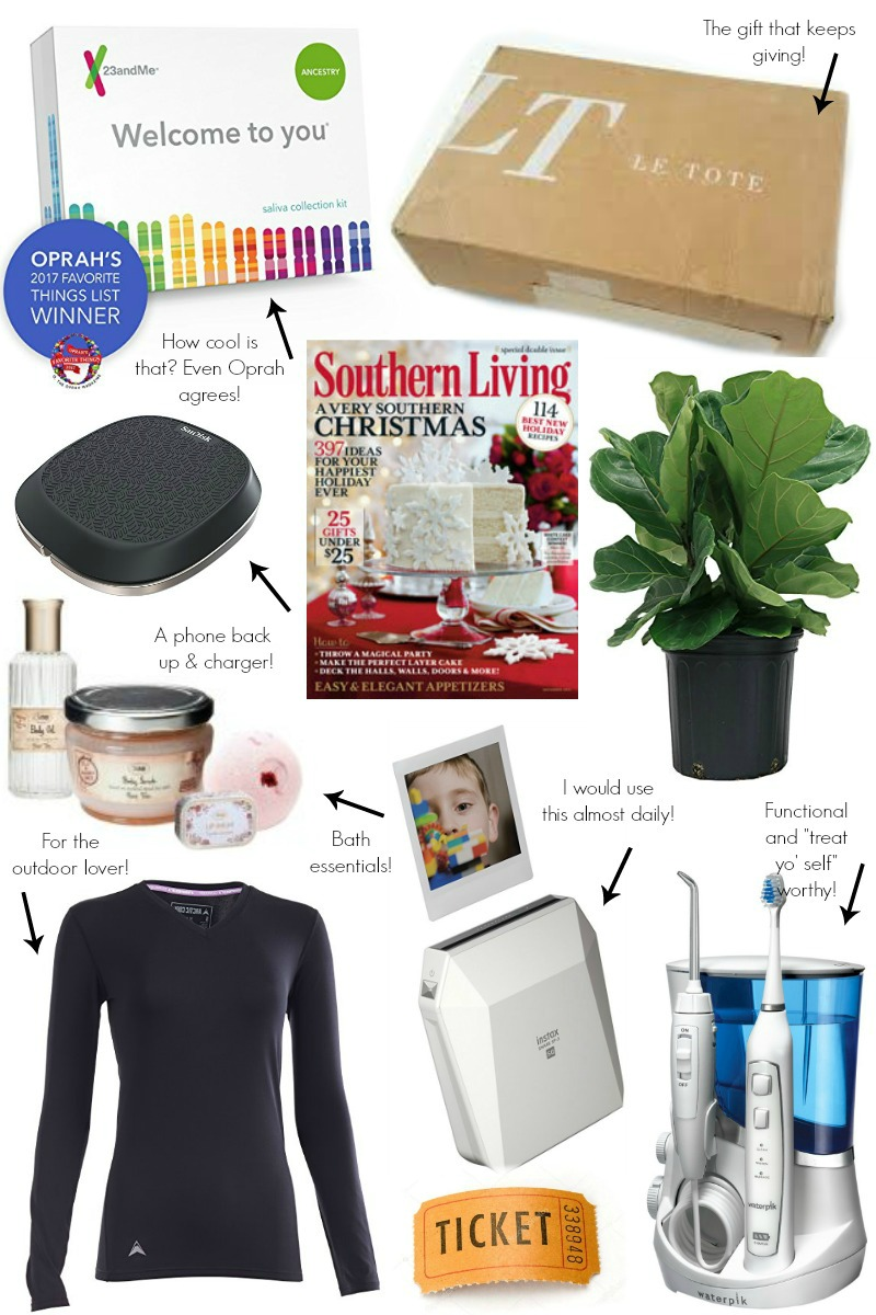 10 Unique Gifts Ideas for the Hard to Buy For by North Carolina style blogger Coffee Beans and Bobby Pins