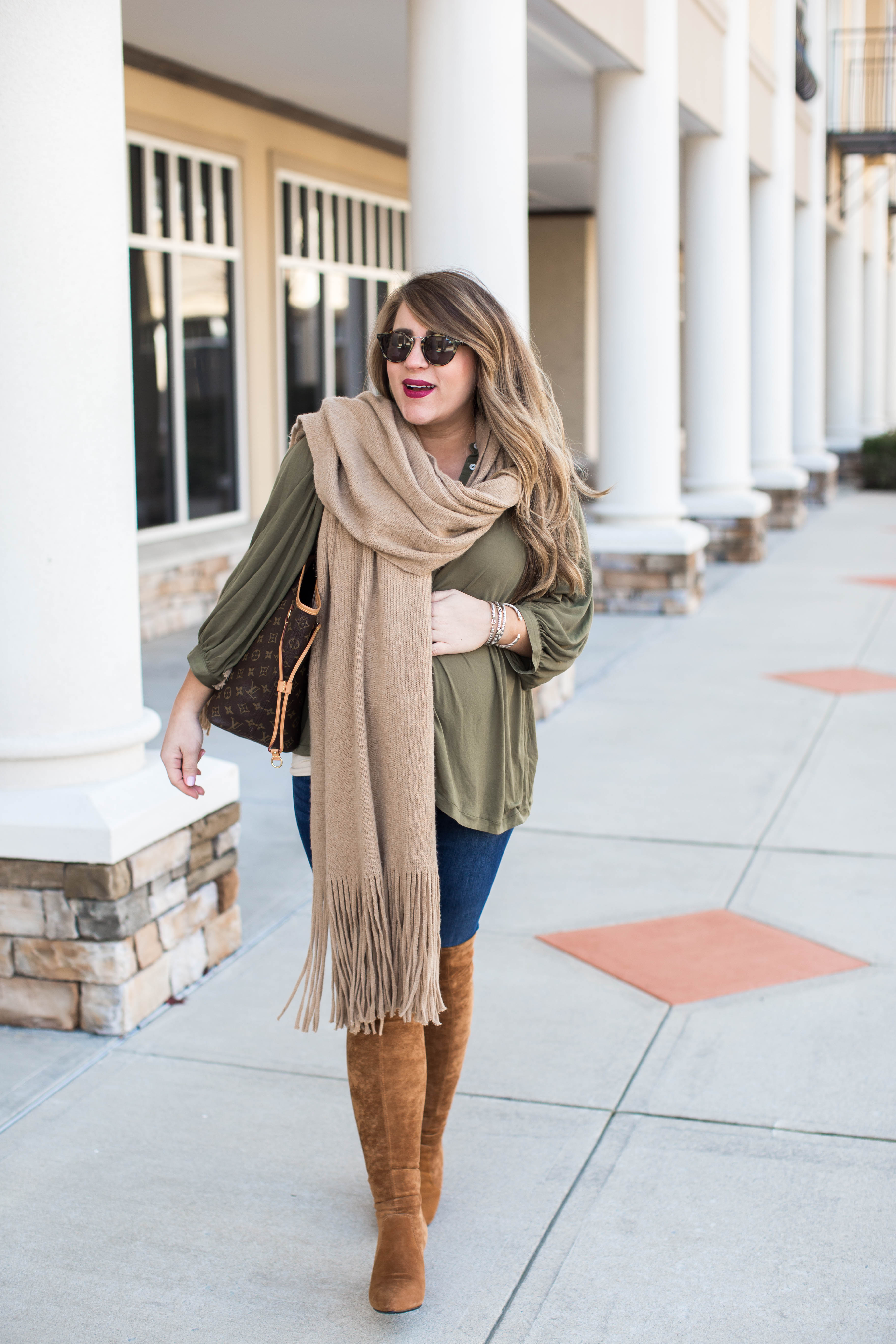Cocoon Coat by popular North Carolina style blogger Coffee Beans and Bobby Pins