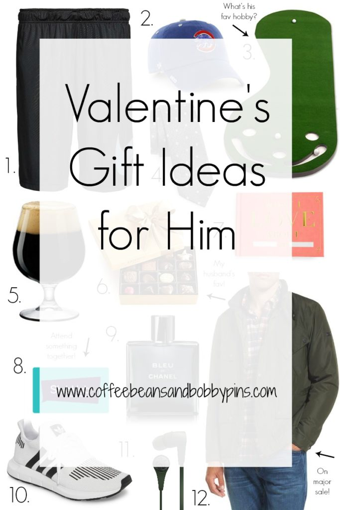 12 Fun Valentines Day Gifts for Him