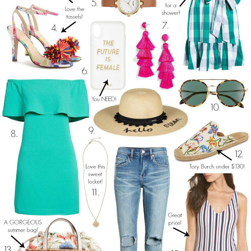 Nordstrom Half Yearly Sale and other Great Memorial Day Sales