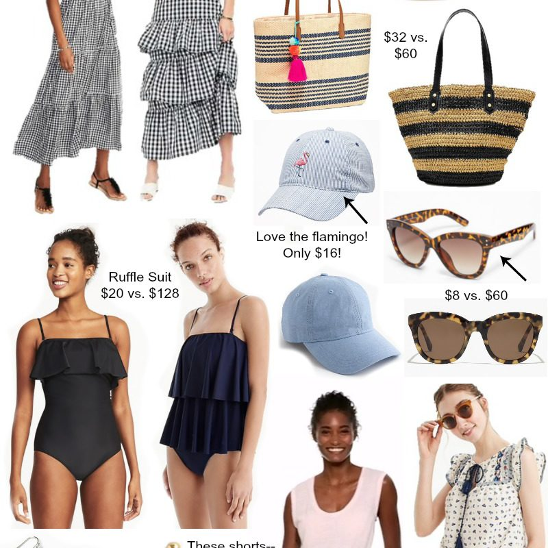 J.Crew Style for Less