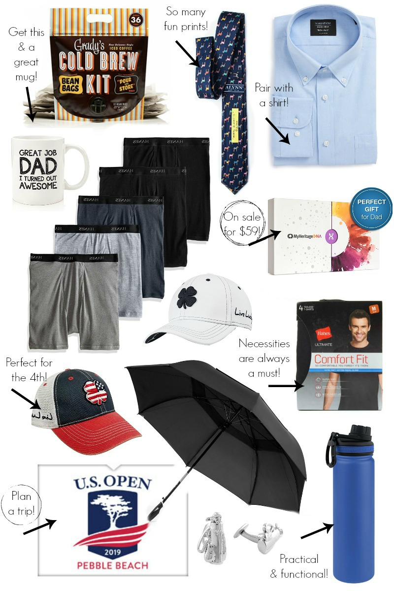 Father\'s Day Gift Ideas | Lifestyle | Coffee Beans and Bobby Pins