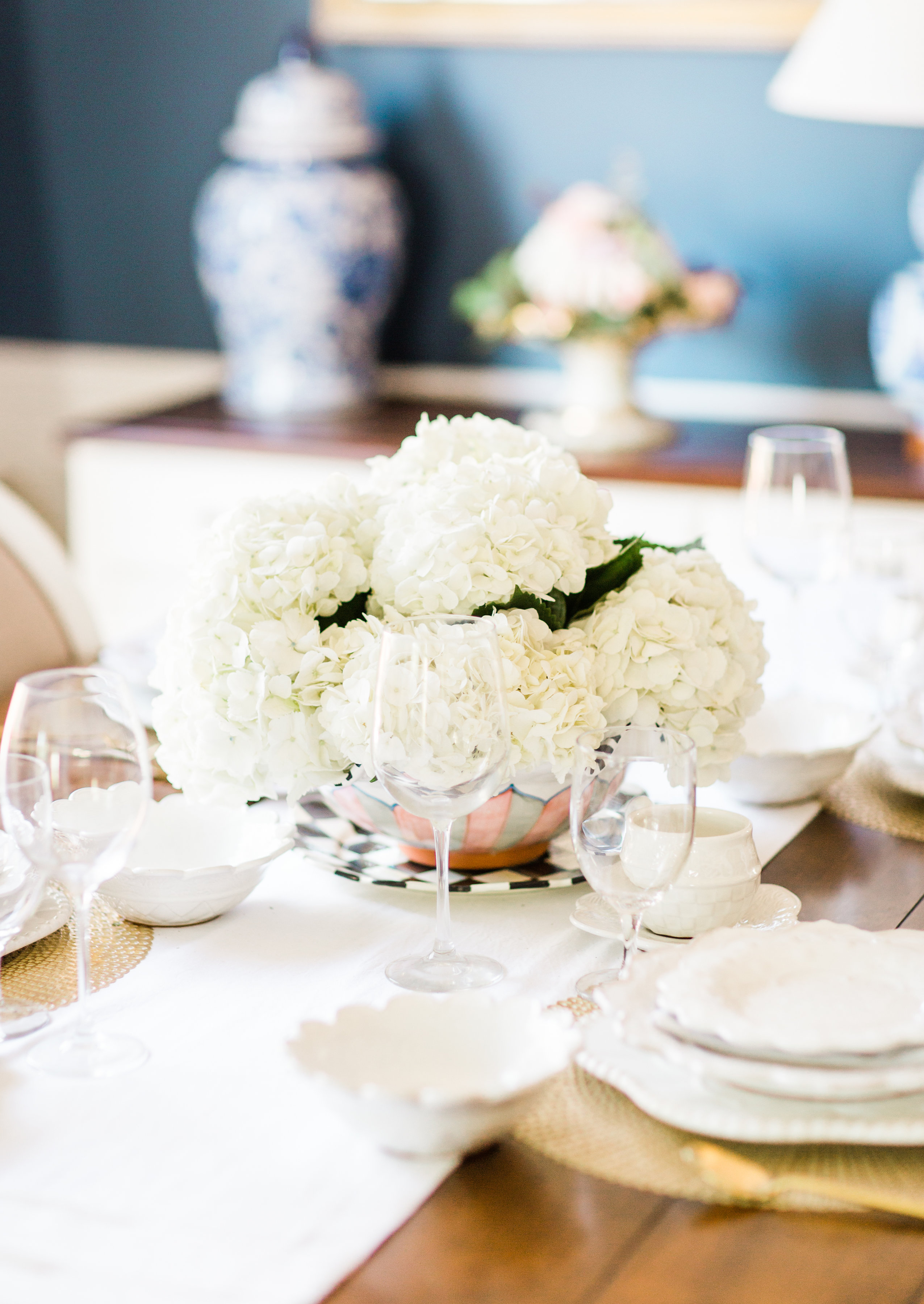 Easy Centerpiece Ideas At Home Coffee Beans And Bobby Pins