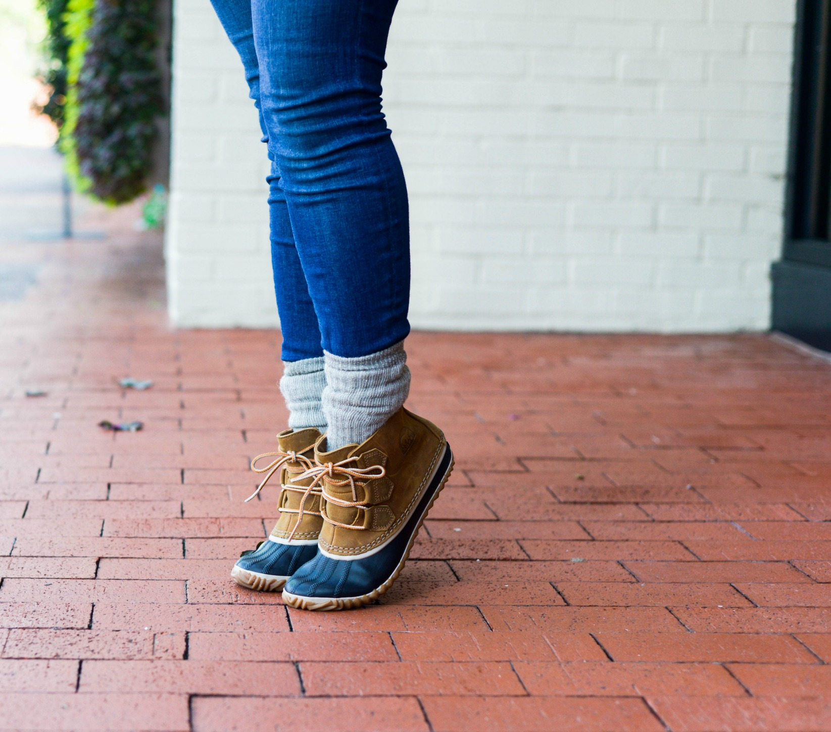 Sperry Duck Boots | Coffee Beans and