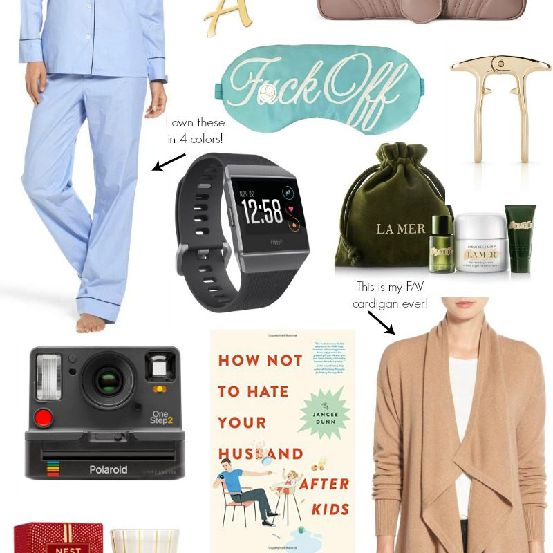 Holiday Gift Guide: Expectant and New Mom Gift Ideas