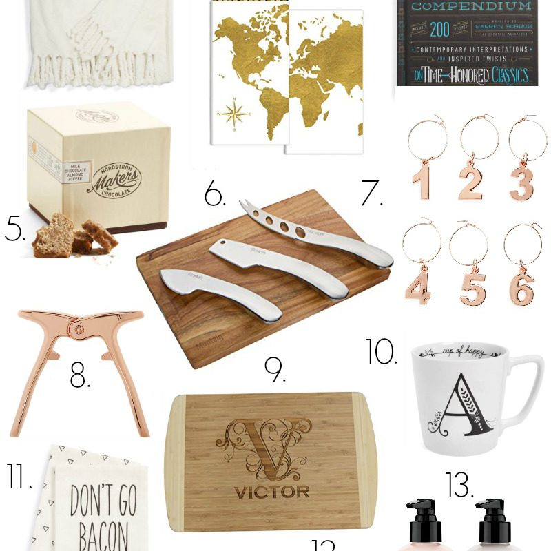 Holiday Gift Guide: 13 Gifts for the Hostess