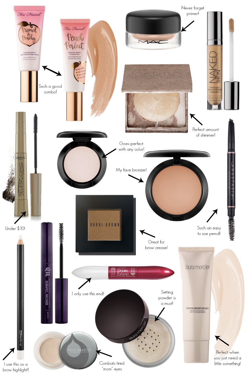 Everyday Makeup Products Cb Bp